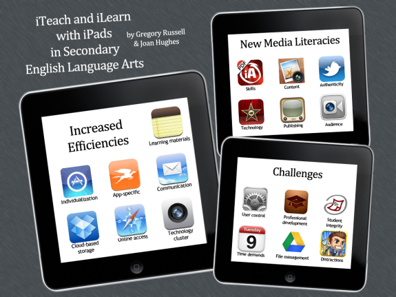 iTeach and iLearn with iPads in Secondary ELA