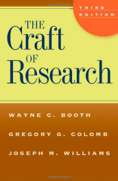 Craft of Research - Book Cover